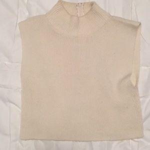Croptop Turtleneck sweater